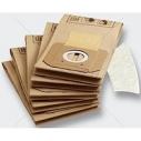 Karcher Бумажные фильтр мешки для WD 4.200, WD 5.300M, WD 5.500 M, WD 5.600 MP