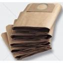 Karcher Бумажные фильтр мешки для А 2003, 2004, 2054, WD 2.200
