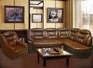 Комплект мягкой мебели Даллас.