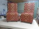 Кресло в восточный ресторан