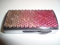 USB накопитель с кристаллами сваровски 8gb