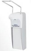Дозатор локтевой MDS-1000 А (алюминевый) настенный