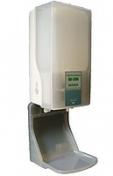 Дозатор настенный UD-3100 сенсорный бесконтактный для спиртовых кожных антисептиков.