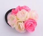«Букет Роз» цветы на голову Резинка