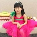 Платье «Фуксия» Ярко-розовое В Наличии Размеры на выбор!