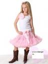 Нежно-розовая юбка PRINCESS пачка PETTISKIRT
