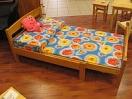 Детская кровать из массива «Растишка»