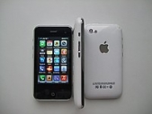 IPhone 3G TV003 white