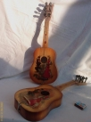 гитара детская 7-струнная