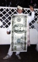 """костюм """"Американский доллар"""" карнавальный"""