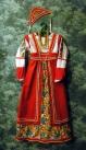 костюм русский народный женский