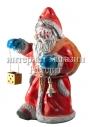 Садовая фигура Дед Мороз 65 см