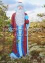 Садовая фигура Дед Мороз 140 см