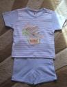 Новый комплект шорты и футболка 80 из Германии