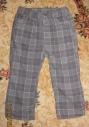 Утепленные вельветовые штаны 92 из Германии