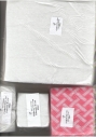 Полотенца из спанлейса