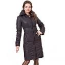 Модная одежда «Оливгрей» — пальто danel черный