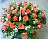 корзина из 59 роз