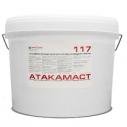 Герметик акриловый однокомпонентный Атакамаст 117 для заделки межпанельных швов и трещин
