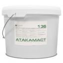 Герметик однокомпонентный акриловый Атакамаст 136 для герметизации домов, бань, зданий