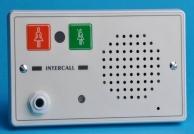 Оснащение больниц и медицинских учреждений, Палатная сигнализация, Системы вызова персонала intercall.