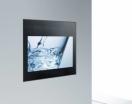 NEOD Профессиональная серия - интегрированные в стену                                     ;Телевизоры NEOD используют на сей момент наилучшие немецкие технологии. FullHD LED жидковий дисплей с технологией 100 - 400 Гц от немецкого производителя Loewe. НЕОД предалгает шесть диагоналей - 22, 26, 32, 40, 46, и 55 дюймов, а девять видов рамков. Чёрныйе отражающее стекло произведено путем осаждения оксида металла, который обеспечивает большое зрительное впечатление. Когда телевизор выключен, стекло действует как гладкая отражающая чёрная панель.