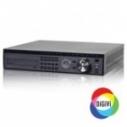 DGR-08RX DiGiVi Профессиональный 8-ми канальный видеорегистратор с реалтайм записью в 4CIF