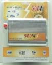 Автомобильный инвертор 500 W 12/220 V 1690 руб.