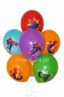 """Воздушные шары """"Человек паук""""."""