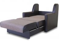 Кресло-кровать аккордеон 70 см. с ящиком для белья