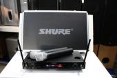 микрофон Shure Beta 87 микрофонная радиосистема.кейс.магазин.