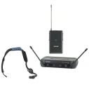 микрофон Shure PGX14/PG30 головная радиосистема.оригинал