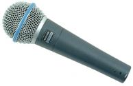 МИКРОФОН SHURE BETA58A вокальный НОВЫЙ.магазин.( НЕ РЫНОК)