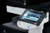 МФУ (принтер, копир, сканер) Konica Minolta bizhub C360