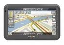 GPS навигатор teXet TN-607