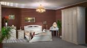 Спальня Екатерина-8 Люкс Новая ДБЗ