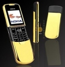 Nokia 8800 Edition Gold