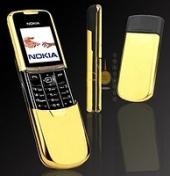 Nokia 8800 Edition Gold