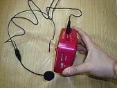 Мегафон на пояс ELECTRO MAX N-87 10-15 Вт с USB и с SD входами