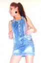 "Комбинезон ""Fashion Point jeans Melissa"" джинсовый"
