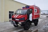 Пожарный автомобиль специального назначения Silant-3.3 TD (286824)