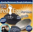 Отшелушиватель ороговевших частиц Ped&Egg