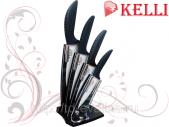 Набор керамических ножей Kelli KL-2061