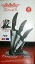 Набор керамических ножей MONARCH-4предмета