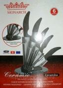 Набор керамических ножей MONARCH-6предметов
