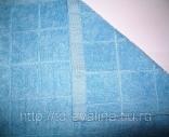 Полотенце кухонное с серебром32*50(клетка)