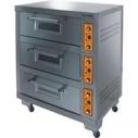 Электрический жарочный шкаф трехярусного типа VH-33