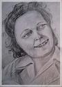 Портрет в стиле реализм (карандаш) A4