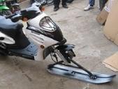 Комплект для слайд-скутера «Скутер»