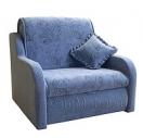 Кресло кровать Александра флок на флоке
